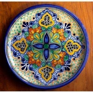 Talavera Plate - D1