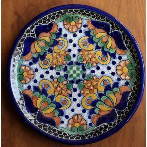 Talavera Plate - D3
