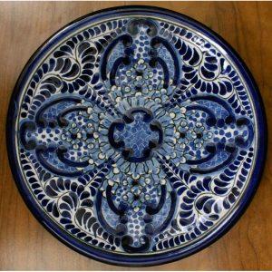 Talavera Plate - D5