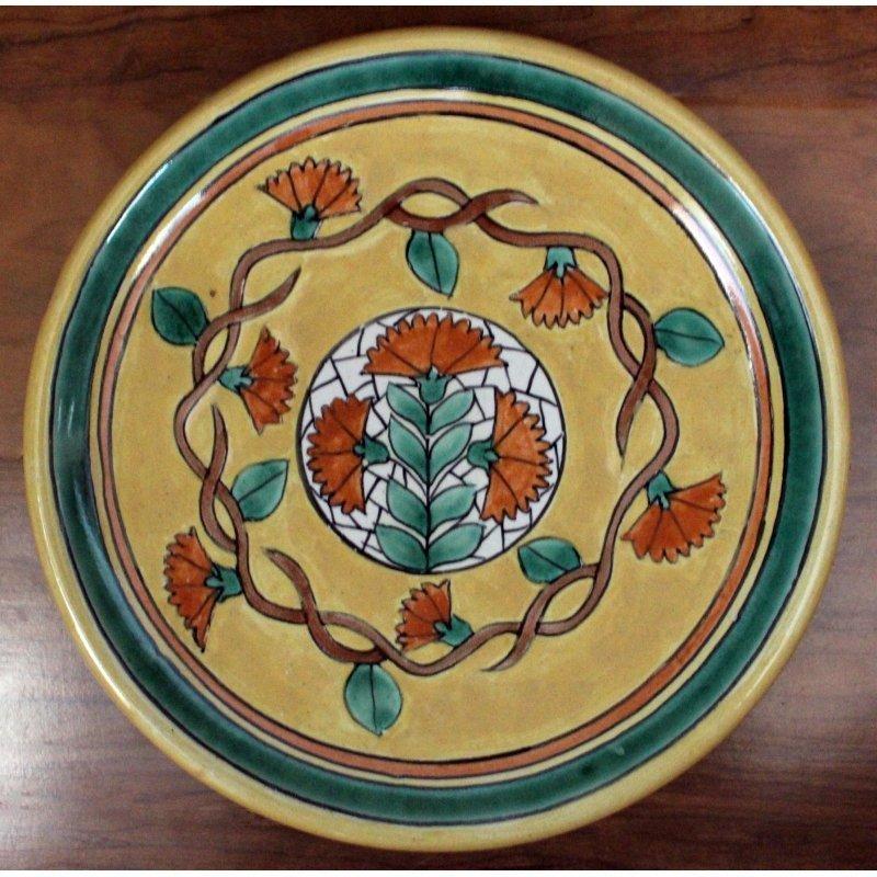 Talavera Plate - D6