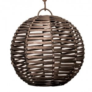 PVC  Sphere Pendant  Light