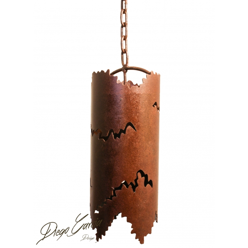 """Cirio"" Iron Pendant Light"